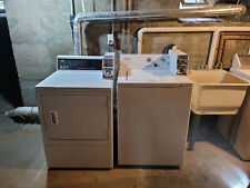New listing whirlpool coin operated washer and dryer