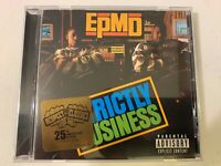 EPMD ~ STRICTLY BUSINESS 25TH ANNIVERSARY EDITION (CD, 2013, Priority Records)