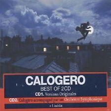 "Calogero ""best of"" 2 CD NEUF"