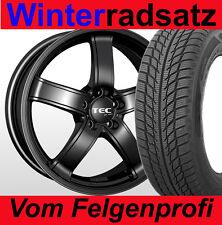 """16"""" ABE Winterräder AS1 SM Alufelgen Winterreifen 215/70 für Mazda Peugeot diver"""