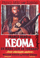 "Enzo G. Castellari ""KEOMA"" – hand signed photo 21x29cm"