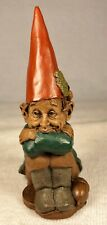 Clarence-R 1991~Tom Clark Gnome~Cairn Studi Item #5168~Ed #28~Story are Included