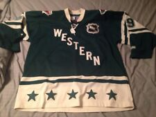 NHL Western All Star Jersey Men's XL CCM  Nelson #69 Wild