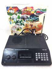 Realistic Pro-2009 8 Channel Scanner Receiver Radio w Box Vintage Electronics