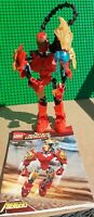 Used LEGO MARVEL SUPER HEROES AVENGERS IRON MAN 4529 COMPLETE W/ INSTRUCTIONS