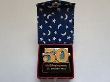 WDI  SORCERER MICKEY MOUSE 50th Anniversary #6 Book Pin Hinged LE DISNEY PIN