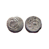 Eastern Celts - 2nd to 1st Century BC – Silver Drachm