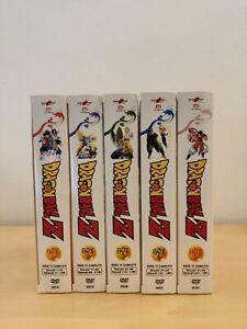 Dragon Ball Z DVD - Serie Completa - Box Yamato 1-2-3-4-5 COME NUOVI
