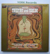 6969 091 - WAGNER - Tristan Und Isolde HOFMANN BEHRENS - Ex 5 LP Record Box Set