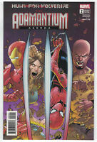 Hunt for Wolverine: Adamantium Agenda #3 Variant Marvel Comic 1st Print 2018 NM