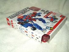 Transformers Action Figure Construct-Bots Optimus Prime