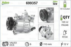 VALEO (699357) Klimakompressor für AUDI SEAT SKODA VW PROTON