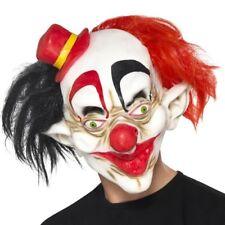 Vestito Per Halloween Terrorizzante Horror Maschera Da Clown Testa Intera #44744