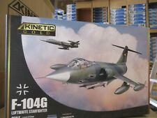 KINETIC 1/48th SCALE F-104G MODEL KIT # K48083