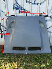 UNIVERSAL BONNET SCOOP FG XR COBRA SCOOP WITH SIDE AND BACK VENTS
