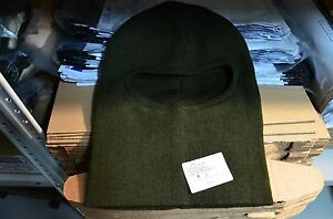 Winter Russian Army Helmet Balaclava Face Mask, Olive or White