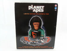 More details for planet of the apes limited edition collector's item boxed complete series 08512