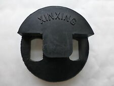 DOUBLE BASS MUTE, CIRCLE STYLE FOR 4/4 OR 3/4, BLACK, QUALITY ITEM, UK DESPATCH