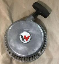 Oem Wacker Rammer Wm80 Pull Starter 0046098