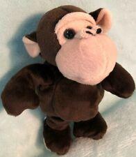 Berkertex Soft plush chimp * Rare *