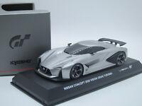 2020 Nissan Concept Vision Gran Turismo gun metal 1/43 Kyosho Japan