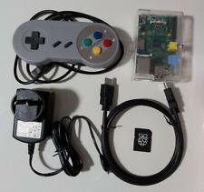 RetroPie Raspberry Pi Game Console inc Sega,Nintendo & Atari 4,600+ Games