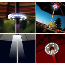 Patio Umbrella Light 28 LED Patio Lamp 3 Modes FR Outdoor Hiking Camping AU Ship