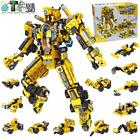 STEM Building Toys for Kids, 573 PCS Robot 25-in-1 STEM...