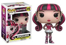 Funko - Monster High Draculaura Pop Movies Figure