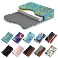 Fintie Handmade Universal Business Card Holder Credit Card Wallet Case PU Magnet