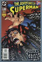 Adventures of Superman #585 2000 J.M. DeMatteis Mike Miller DC