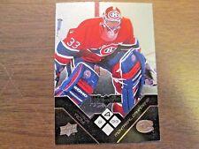 2008-09 Upper Deck  Black Diamond Quad #177 Patrick Roy Montreal Canadiens