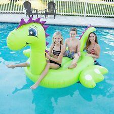 Inflatable Mega Dinosaur Giant Pool Float Lake Toy 117 inches 43213e10cc
