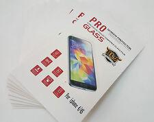 Protector Cristal Templado iPhone 4 / 4S Capa Oleofóbica 9H 0,2mm PRO GLASS