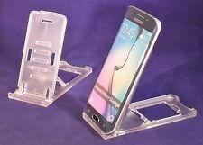 Adjustable, Foldable Stand Holder for Phones and Tablets