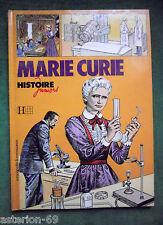 MARIE CURIE ILL P LE GUEN TEXTE  E METZGER HISTOIRE JUNIORS