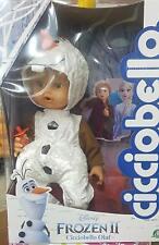 FROZEN 2 CICCIOBELLO OLAF