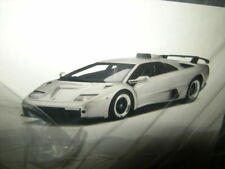 1:18 GT Spirit Special Lamborghini Diablo GT silver/silber Limited Edition OVP