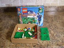 LEGO 3410 zidane football soccer set rare en boîte