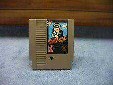 Nintendo NES game Hogans Alley #3369