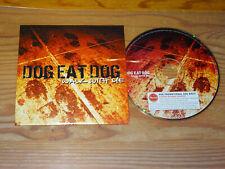 DOG EAT DOG - WALK WITH ME / GERMANY ADVANCE-ALBUM-CD 2006 (IM CARDSLEAVE)