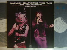 PROMO WHITE LABEL / EDGAR WINTER WHITE TRASH ROADWORK / 2LP