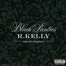 R. KELLY**BLACK PANTIES (DELUXE) [ADVISORY]**CD Cracks Case
