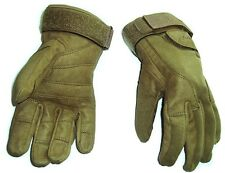GENTS VIPER SPECIAL OPS GLOVES olive tough military kit Heavy duty Mens Medium