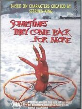 NEW Sometimes They Come Back For More ( DVD )