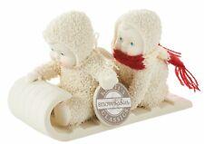 Dept 56 Snowbabies Down The Hill We Go Figurine Ornament 8cm 4055602 New