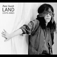 2 CD (NEU!) PATTI SMITH - Land (1975-2002 Best of Patty Because the Night mkmbh