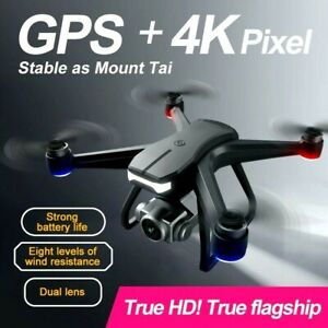F11 PRO GPS Drone 4K Dual Camera Professional Aerial Photography Brushless 1.2km