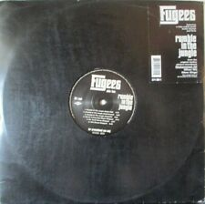 """FUGEES ~ Rumble In The Jungle ~ 12"""" Single PS PROMO"""