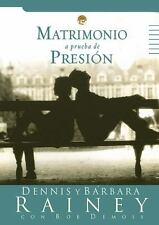 Matrimonio a Prueba de Presion/Pressure Proof Your Marriage
